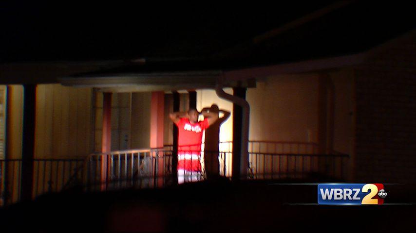 SWAT team arrests accused arsonist at Tigerland apartment overnight