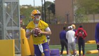 LSU sets dates for Spring Football, Spring Game info to come