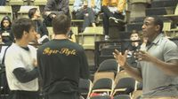 Story image: Jden Cox embraces new journey from the mats to the sidelines
