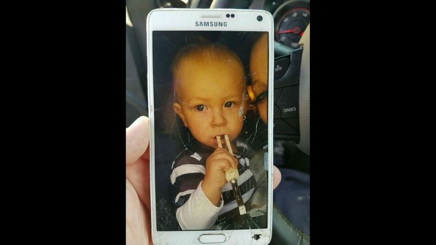 9-month-old Brian Scott Pullen
