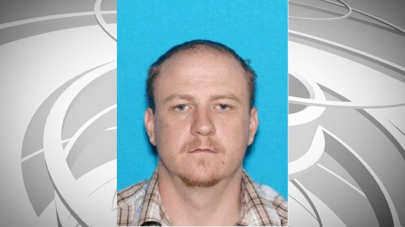 Suspect Ian McCarthy remains at large as of early afternoon Monday.