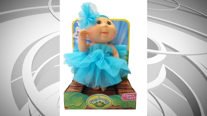 "W.A.T.C.H. says even though the dolls are marketed for oral-age children, they are sold with a ""removable"" headband, which can be ingested."