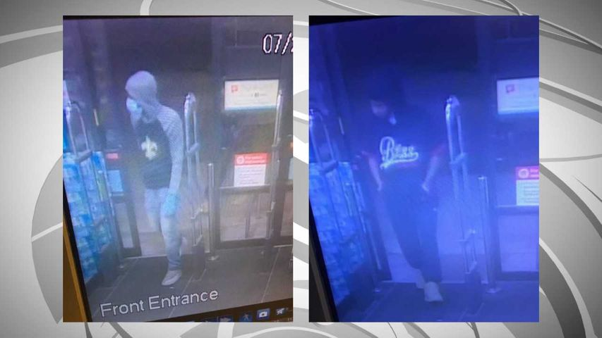 According to the Jefferson City Police Department these two suspects are still at large.