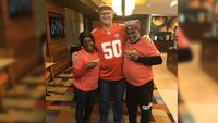 Chief's fan saves the day, drives player's grandparents to AFC Championship