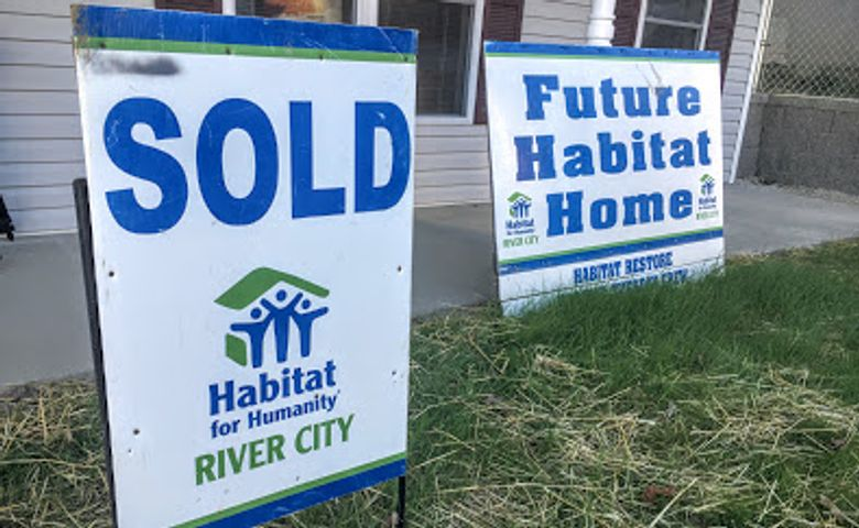 River City Habitat for Humanity celebrates 99th home opening on Ashley Road in Jefferson City.