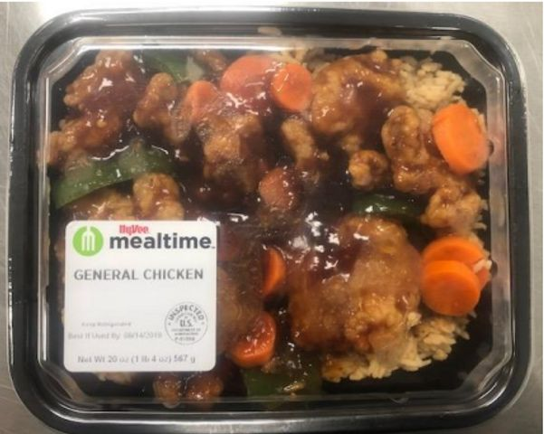 Hy-Vee General's Chicken