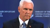 Pence says Turkey agrees to cease-fire in Syria