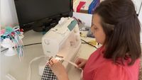Seamstresses team up to donate over 25,000 masks to those in need amid the COVID-19 crisis