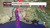 What if Laura, or a similar storm, struck Baton Rouge?