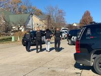Story image: UPDATE: Man arrested after north Columbia car chase