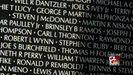 Vietnam War Memorial on Display in Boonville