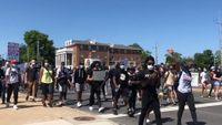 Mid-Missouri protests continue in Columbia and Boonville