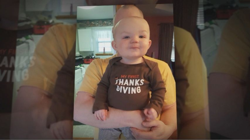 GoFundMe started by a stranger helps after unexpected death of toddler