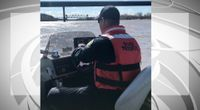 UPDATE: Air, land and water search underway for man in Missouri River