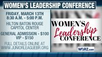 Boxing champ, Laila Ali, to serve as keynote speaker during Women's Leadership conference