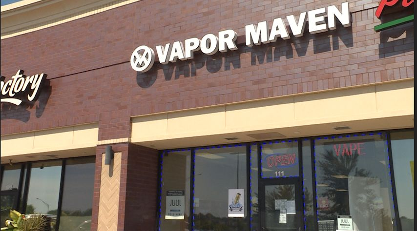 New push to ban flavored e-cigarettes has local vape shops