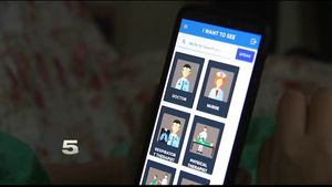 Doctor speaks on new app designed to... Doctor speaks on new app designed to help patients communicate with physicians