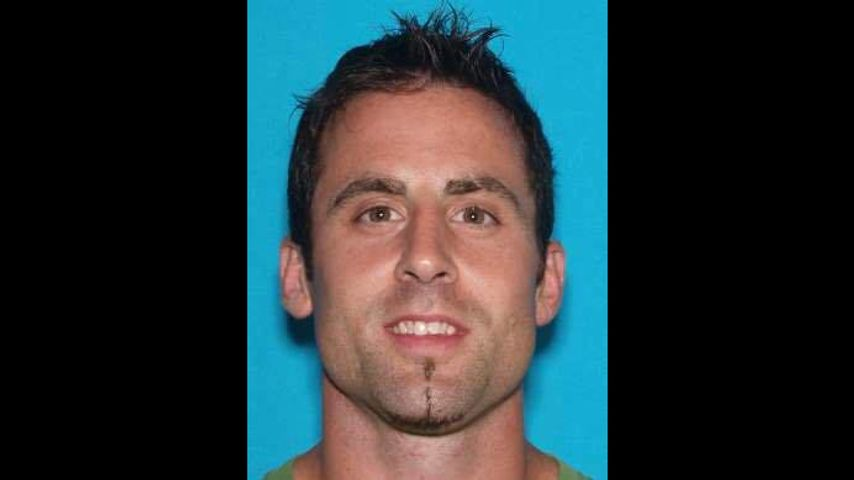 Jason Biermann, whose Friday escape caused the town of Linn to be put on lockdown, was arrested without incident.