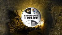 Story image: A Border War skirmish: Mizzou-KU to play for hurricane relief