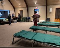 Story image: UPDATE: Red Cross shelter open for second night