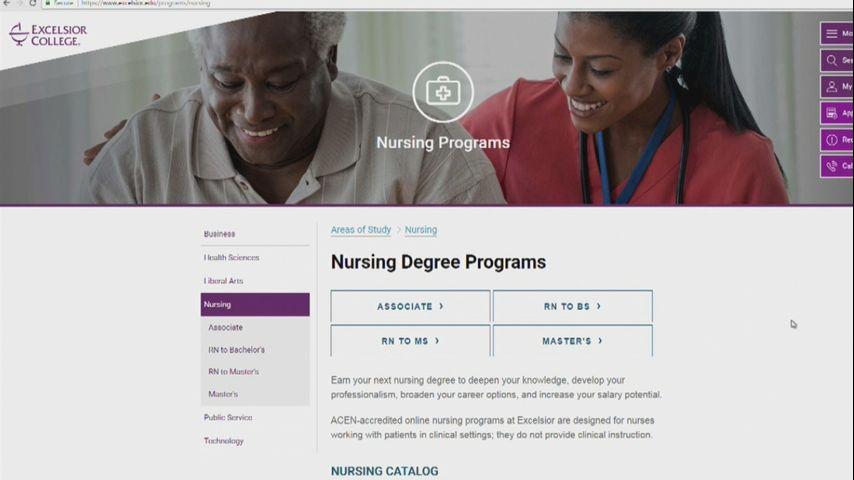 Excelsior College Nursing >> Board Makes Exception Current Online Nursing Students