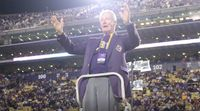Frank Wickes, longest-running band director in LSU history, dead at 82