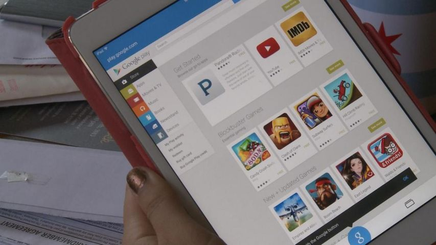 TARGET 8: Cell phone, tablet hacking becoming more prevalent