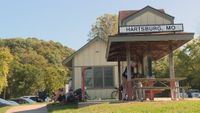Hartsburg still sees business even without pumpkin festival