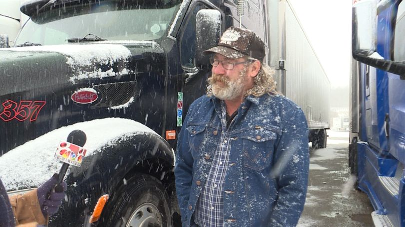 Bob Gilmore of Joplin said a truck driver should not be afraid to stop.