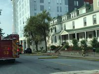 Story image: Safety upgrades prevent historic Columbia building from burning