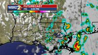 Thursday PM Forecast: Scattered downpours continue, drier air may come next week