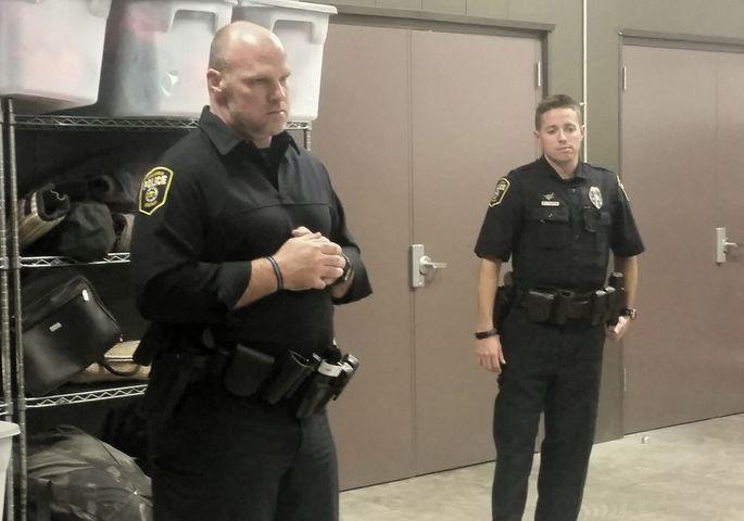 Law Enforcement Crisis Training Focuses On Mental Health