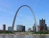 Story image: St. Louis minimum wage rises to $10 an hour starting Friday