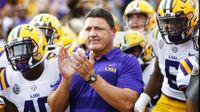 LSU remains #1 in AP poll after defeating Arkansas
