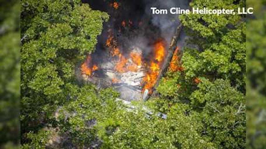 Photo courtesy: Tom Cline Helicopter, LLC
