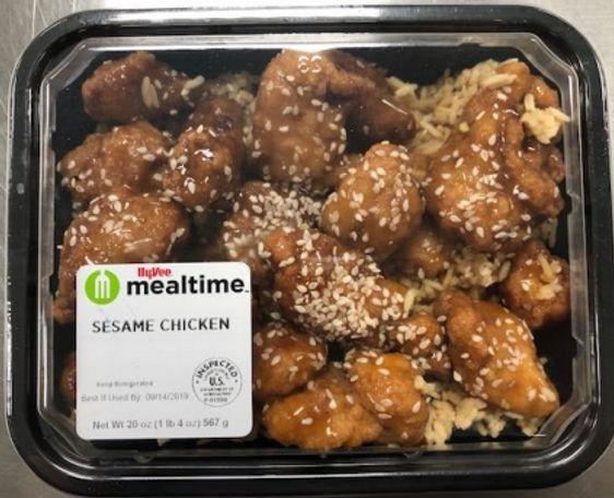 Hy-Vee Sesame Chicken
