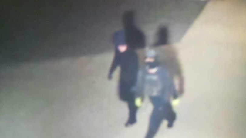 The Lake Ozark Police Department posted photos of the suspects on its Facebook page.