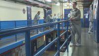 Story image: Veterans find sense of freedom behind bars