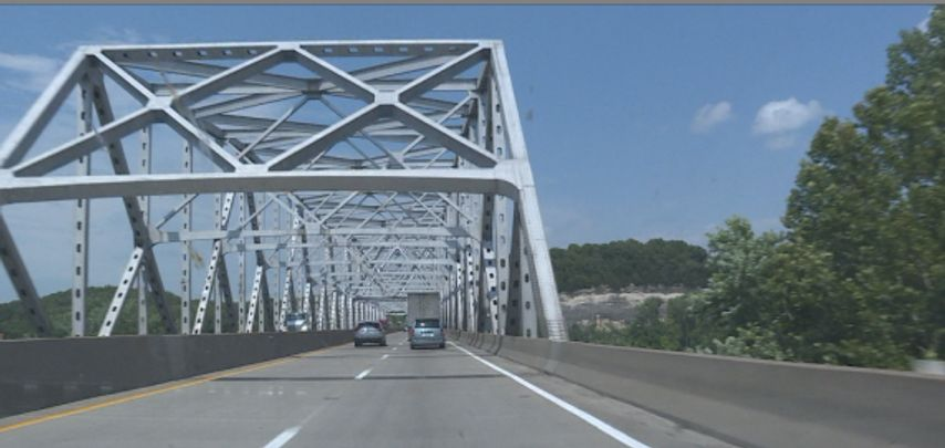 Counties agree to divide funds for I-70 Rocheport Bridge on i-40 road map, interstate 40 mile marker map, mo i 70 map, interstate 70 mile marker map, i-70 missouri traffic,