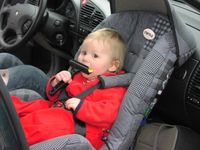 Story image: New bill could require rear-facing car seats for children under two
