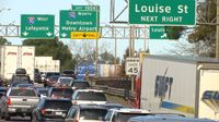 Holiday traffic keeps travelers in BR longer than they'd like