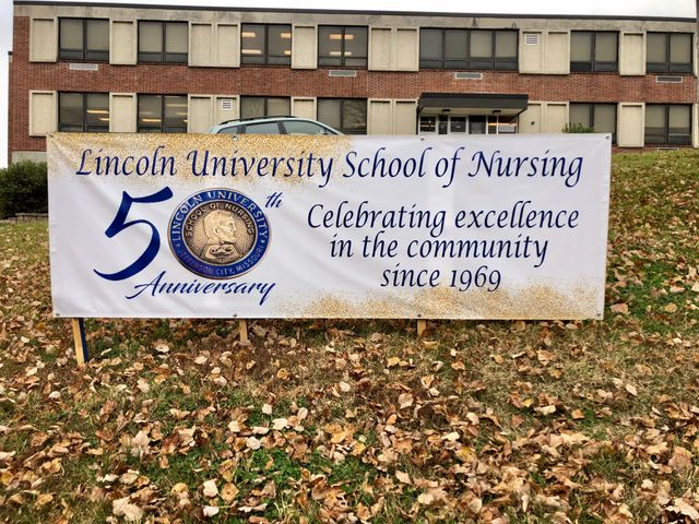 The nursing school has offered nursing degrees to students for 50 years.