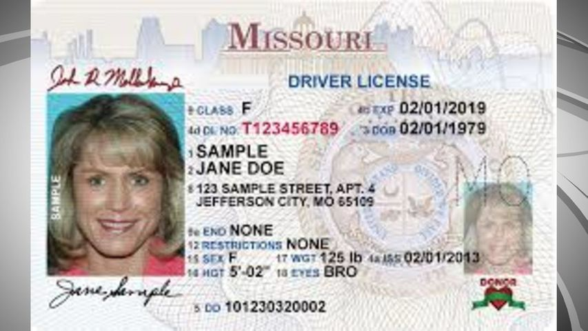 Compliant More Be Id License Gets Time To Real Missouri