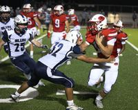 Story image: Jeff City Jays no match for SLUH's toughness