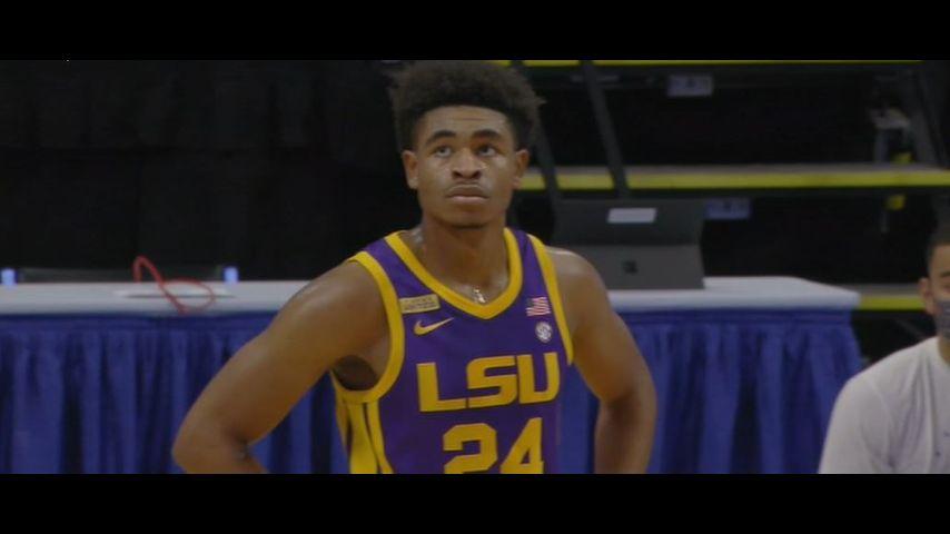 LSU Basketball drops second straight, falls to Kentucky 82-69