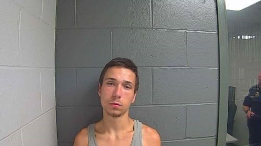 Devin Brown (From the Callaway County Sheriff's Office Facebook page)