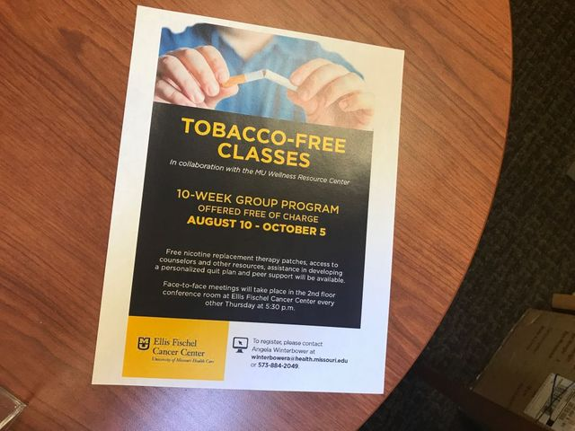 Free program to help adult users quit tobacco