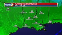 Tuesday PM Forecast: fall to arrive with cooler, dry weather pattern