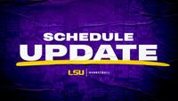 Winter weather changes LSU v Ole Miss basketball game scheduled for this week