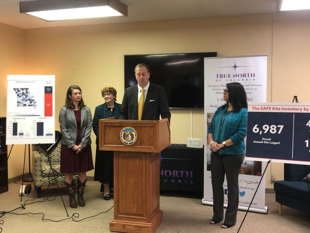 Attorney General Eric Schmitt releases results of SAFE Kits inventory